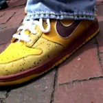 Yellow Lobster Shoes Nike