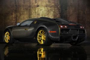Bugatti Veyron Vincero d'Oro